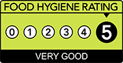 Avenue Bakes of Shropshire has a 5 star hygiene rating!